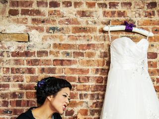 The wedding of Amy and Amasa 3