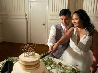 The wedding of Jeremy and Ideara 2