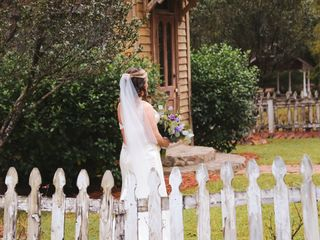 The wedding of Vincent and Megan 2