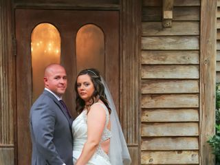 The wedding of Vincent and Megan 1
