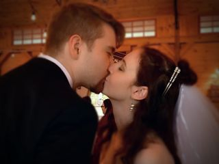 The wedding of Ansley and James 1