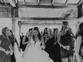 The wedding of Kameron and Wesley 1