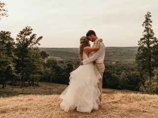 The wedding of Kameron and Wesley