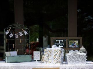 Ashlyn and Brandon's Wedding in Belton, Texas 24