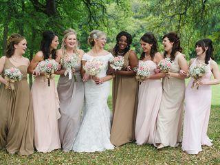 Ashlyn and Brandon's Wedding in Belton, Texas 11