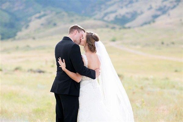 Brandon and Heather's Wedding in Littleton, Colorado 10