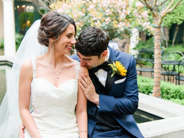 The wedding of Raquel and Chris