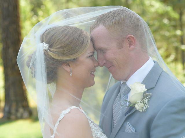 Brycen and Sherilyn's Wedding in Dayton, Washington 8