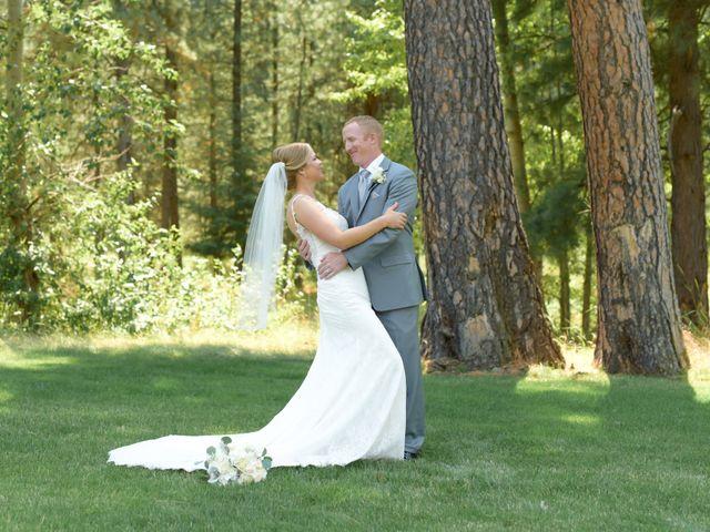 Brycen and Sherilyn's Wedding in Dayton, Washington 9