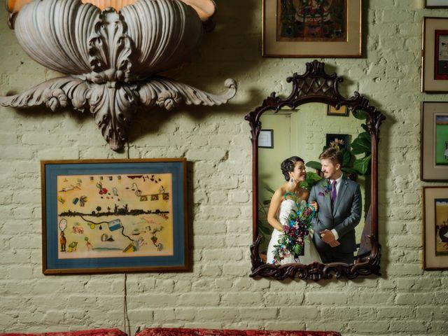 The wedding of Amy and Amasa