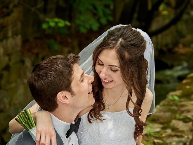 Jason and Genevieve's Wedding in Bernardsville, New Jersey 1
