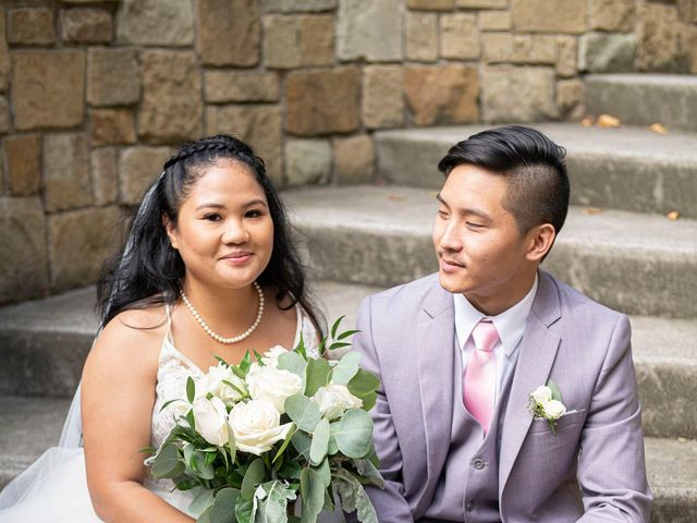 The wedding of Jeremy and Ideara