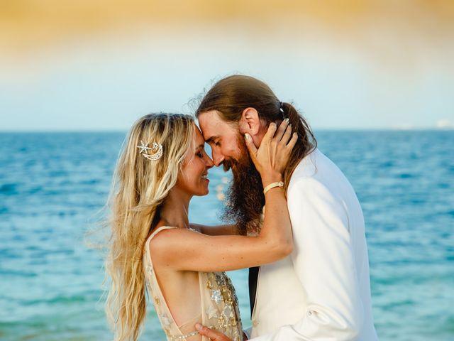 The wedding of Lindsay and Joshua