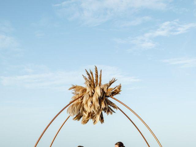 Joshua and Lindsay's Wedding in Playa Mujeres, Mexico 4