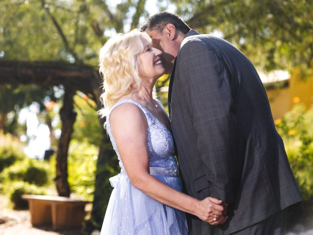 The wedding of Rick and Wendy