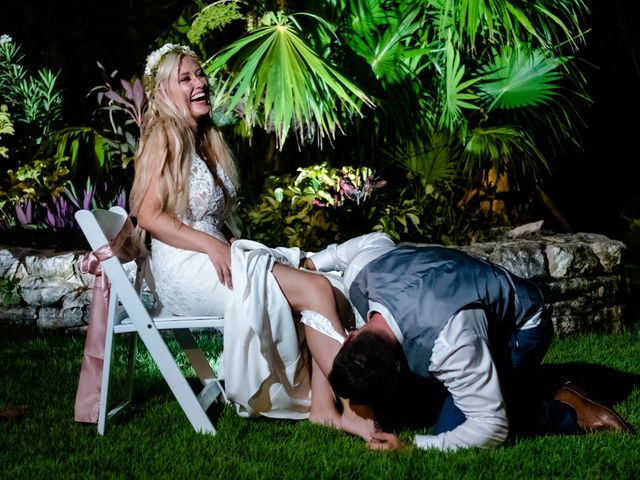 Brandon and Chloe's Wedding in Playa del Carmen, Mexico 2