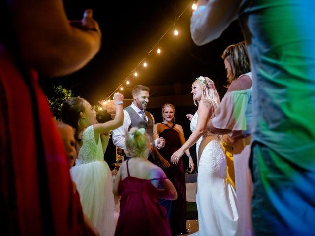 Brandon and Chloe's Wedding in Playa del Carmen, Mexico 3