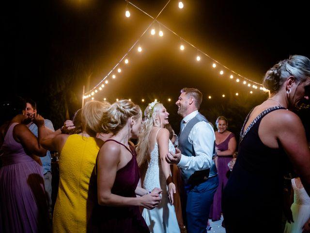 Brandon and Chloe's Wedding in Playa del Carmen, Mexico 4