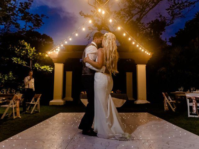 Brandon and Chloe's Wedding in Playa del Carmen, Mexico 5