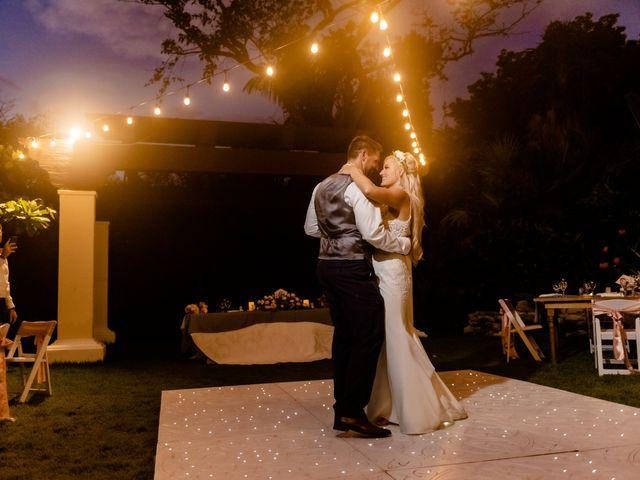 Brandon and Chloe's Wedding in Playa del Carmen, Mexico 6