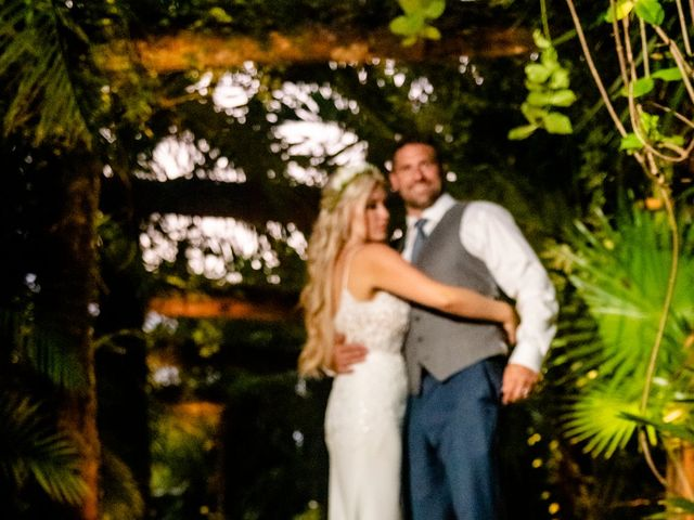 Brandon and Chloe's Wedding in Playa del Carmen, Mexico 9