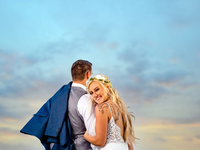 Brandon and Chloe's Wedding in Playa del Carmen, Mexico 27