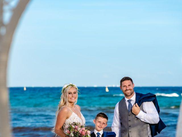 Brandon and Chloe's Wedding in Playa del Carmen, Mexico 29