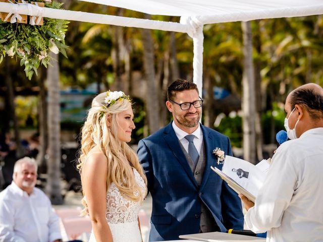 Brandon and Chloe's Wedding in Playa del Carmen, Mexico 37