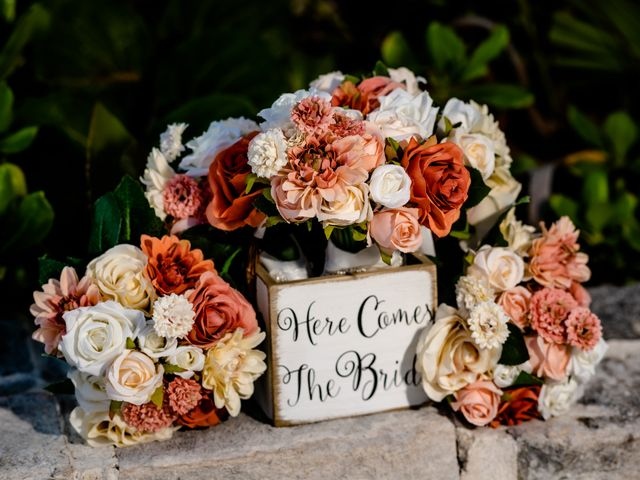 Brandon and Chloe's Wedding in Playa del Carmen, Mexico 40