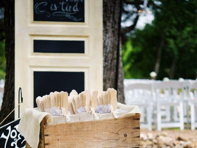 Ashlyn and Brandon's Wedding in Belton, Texas 6