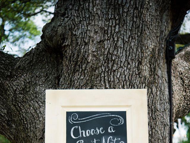 Ashlyn and Brandon's Wedding in Belton, Texas 9