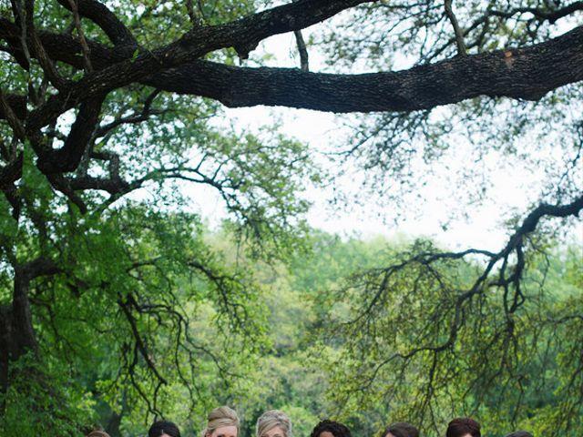 Ashlyn and Brandon's Wedding in Belton, Texas 14