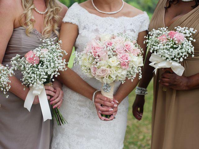 Ashlyn and Brandon's Wedding in Belton, Texas 12