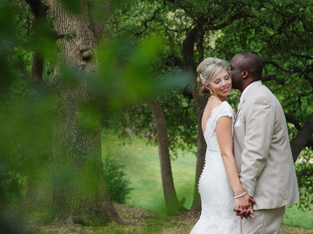 Ashlyn and Brandon's Wedding in Belton, Texas 1