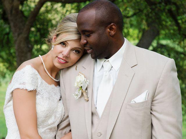 The wedding of Brandon and Ashlyn