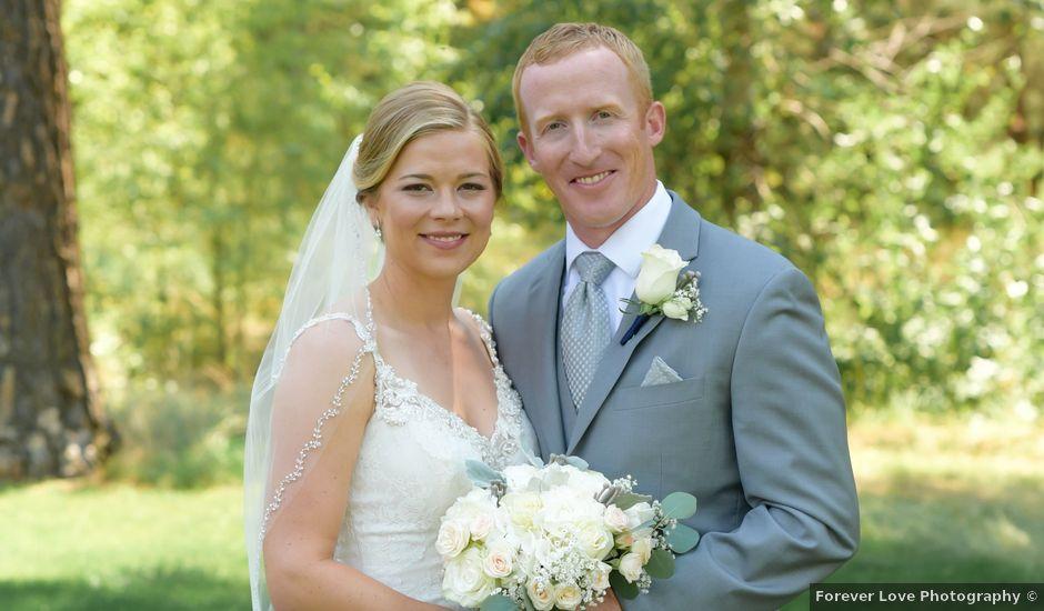 Brycen and Sherilyn's Wedding in Dayton, Washington