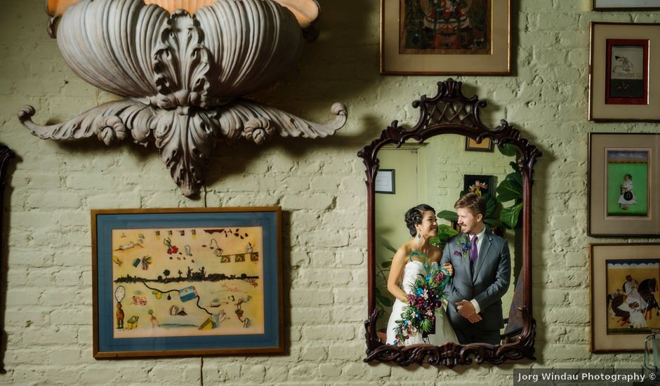 Amasa and Amy's Wedding in New York, New York