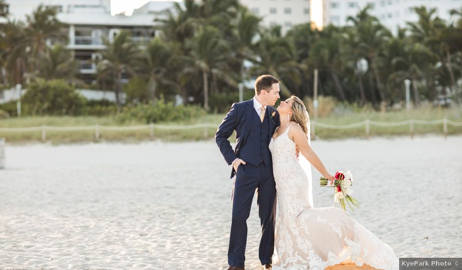 Cole and Jackie's Wedding in Miami Beach, Florida