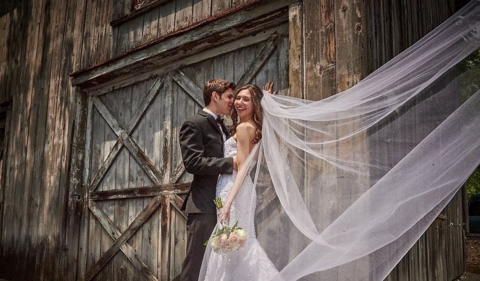 Jason and Genevieve's Wedding in Bernardsville, New Jersey