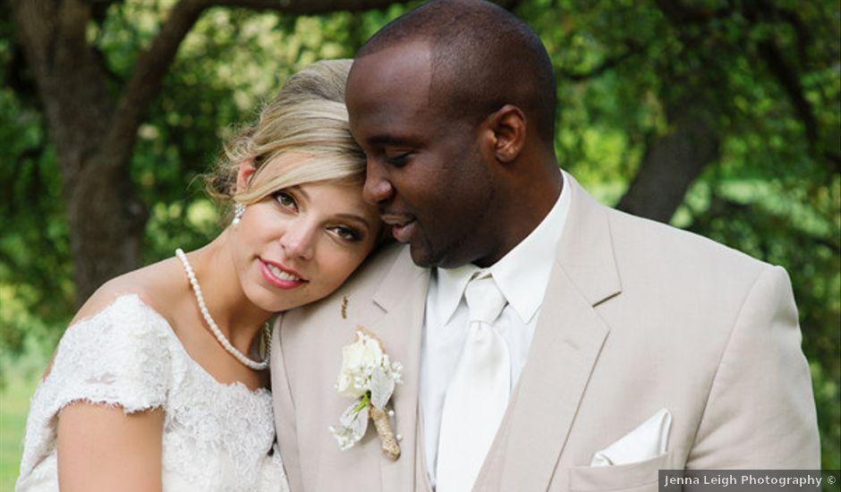 Ashlyn and Brandon's Wedding in Belton, Texas