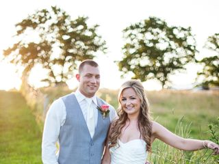 The wedding of Billy and Kristyn 2