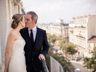 Nina and Randy's Wedding in Paris, France 3