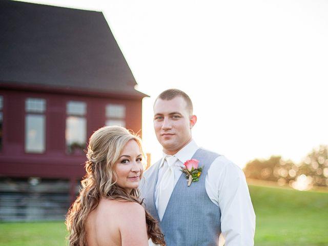 Kristyn and Billy's Wedding in Groton, Massachusetts 1