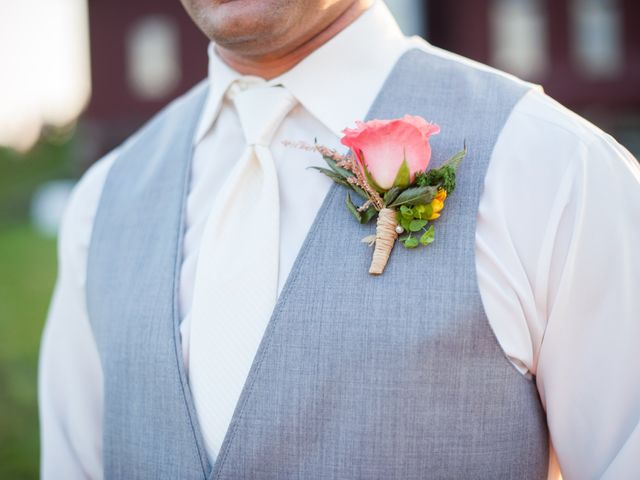 Kristyn and Billy's Wedding in Groton, Massachusetts 2
