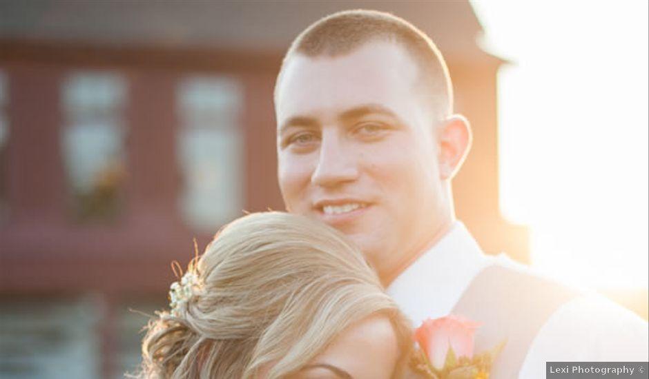 Kristyn and Billy's Wedding in Groton, Massachusetts