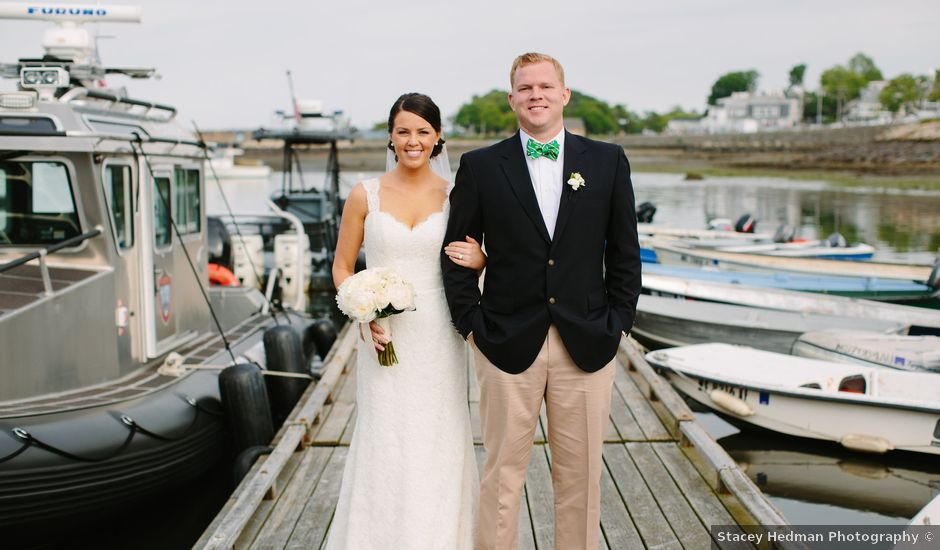 Caitlyn and Ben's Wedding in Plymouth, Massachusetts