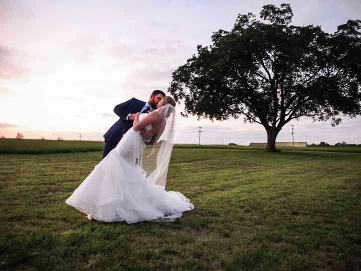 The wedding of Ryan and Gabby