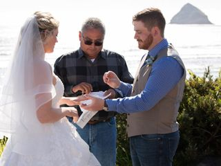 The wedding of Colby and Rhiannon 2