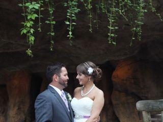 The wedding of Tom Deangelis and Katie Deangelis 2
