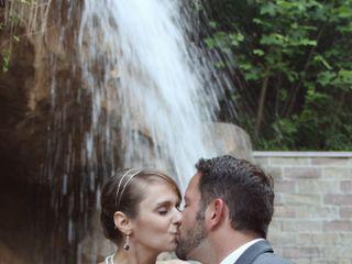 The wedding of Tom Deangelis and Katie Deangelis 3